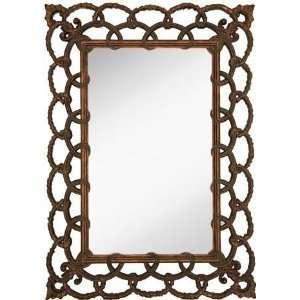 Latvala Antique Copper Mirror 60x85