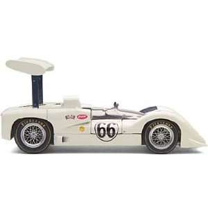 Can Am 2nd place #66 Jim Hall 1/18 Scale Die Cast Model Toys & Games