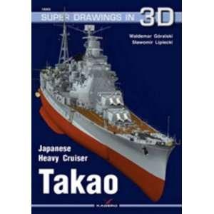 Takao (Super Drawings 3D) (9788361220657): Waldemar
