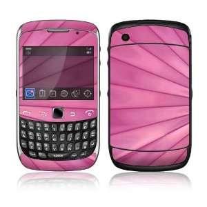 BlackBerry Curve 3G Decal Skin Sticker   Pink Lines