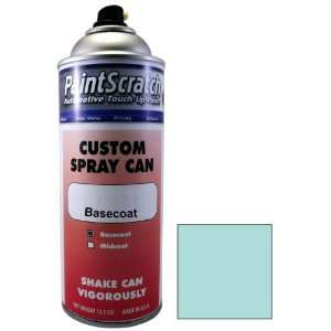 of Seamist Turquoise Touch Up Paint for 1961 Chevrolet Corvette (color