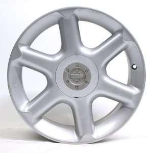 17 Inch Nissan Maxima Silver Oem Wheel #62388 Automotive
