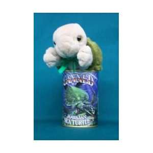 Sea Turtle Canned Critter Toys & Games