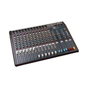 Pyle Pro PSX12 12 Input Channel Stereo Console Mixer
