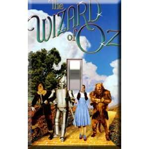 Wizard of Oz #2 Decorative Single Light Switchplate Cover