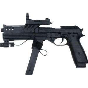 Spring CYMA Beretta Pistol FPS 125, Red Dot, Laser, Extra