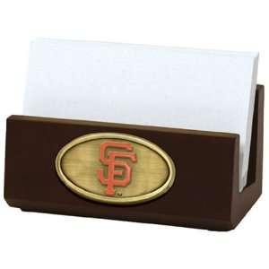 San Francisco Giants MLB Business Card Holder Sports