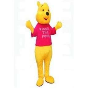 Winnie The Pooh cartoon Character Costume Health
