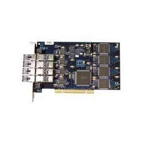 Quad Ethernet Card on Lc Pci 100base Fx Quad Fast Ethernet Card  Computers   Accessories