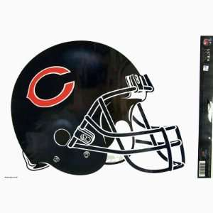 CHICAGO BEARS 11x17 REMOVABLE CAR TRUCK WINDOW WALL DECAL