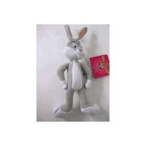Tunes Bugs Bunny Plush Keychain Zipper Pull Key Chain Toys & Games
