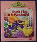 Sesame Street Big Bird Story Magic   Can Share, Day on Farm & It is