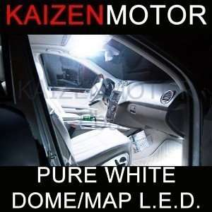High Quality 1x NEW Car Interior White Color (18 LED Panel