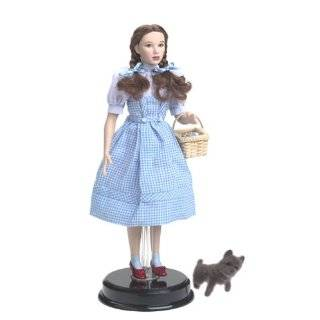 Seymour Mann Wizard of Oz DOROTHY Doll   Hand Painted Porcelain