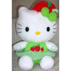 12 Plush Hello Kitty Apple Doll Toy Toys & Games