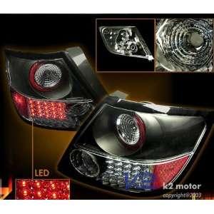 com Scion TC Led Tail Lights Black LED Taillights 2004 2005 2006 2007