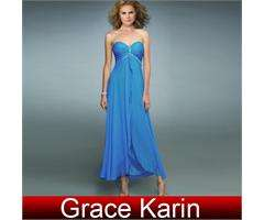 Bridesmaid Pageant Evening Wedding Ball Prom Party Dress Gown Custom