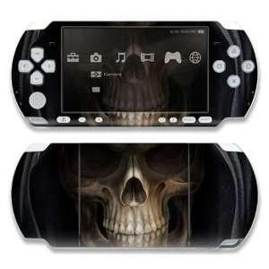 Sony PSP 1000 Decal Skin   Skull Dark Lord