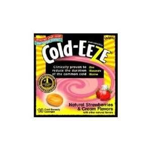 Cold Eeze Cold Drops Box Strawberry Cream 18 Health
