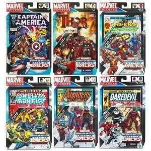 Marvel Universe Action Figure Comic Packs Wave 10 Toys