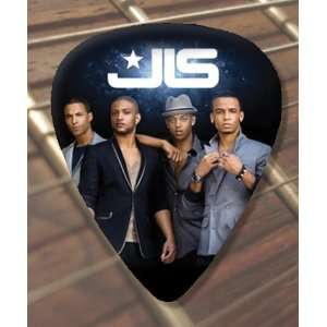JLS Premium Guitar Pick x 5 Medium Musical Instruments