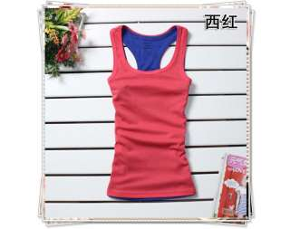Mini Sleeveless T Shirt Girls Tank Tops Ladies Waistcoat Harness Vest