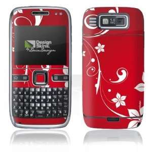 Design Skins for Nokia E72   Christmas Heart Design Folie
