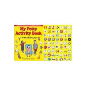 63 Toilet Training Stickers + Potty Training Activity