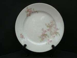Noritake Nippon Pink Flowers Roses Salad Plate 8 1/2