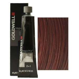 Goldwell Topchic Professional Hair Color (2.1 oz. tube)   6R Beauty