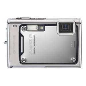 Olympus Stylus 1030 SW 10.1MP Waterproof Silver Digital Camera Camera