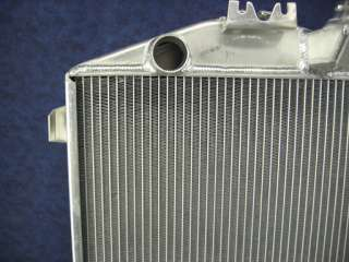 Aluminum Lo Boy Radiator 1932 Ford Rat Rod Street Rod