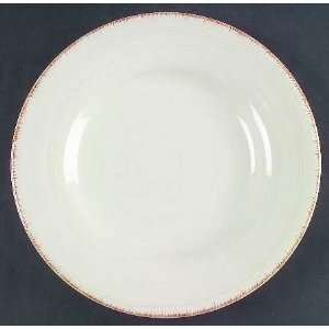 Tag Ltd Sonoma Ivory Dinner Plate, Fine China Dinnerware