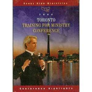 Toronto Training for Ministry Conference 2006 Audio Cd Set! Benny Hinn