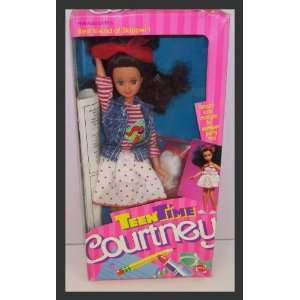 Rare Teen Time Courtney Friend of Skipper Barbie Doll