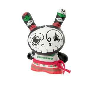 Kidrobot Azteca Dunny Series 1   China Poblana By Jenkah