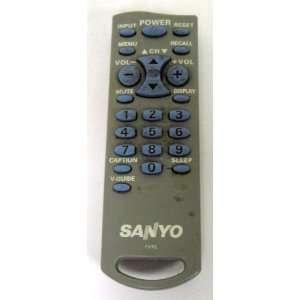 Sanyo tv remote control app