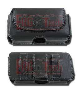 Premium Leather Pouch Case For Samsung Galaxy Nexus S