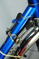 Peugeot UE 8 Road racing bicycle blue bike Simplex Prestige 25