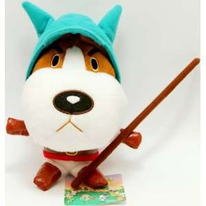Official Nintendo Animal Crossing Plush Toy   7 Copper