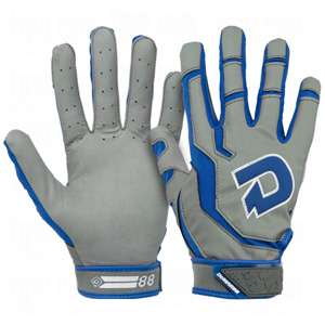 Versus WTA6350 Adult Baseball Softball Batting Glove ROYL M XL
