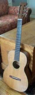 Vintage 0 16NY Martin Guitar Orig. Hard Case Serial #349639 Mint. Cond
