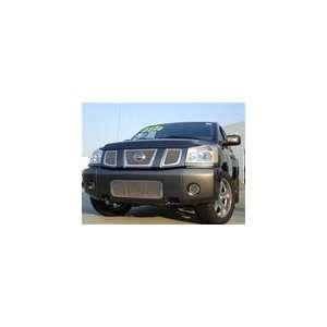 2004 2007 Nissan Titan/Armada T Rex® 3 Pc Upper Class Stainless Steel