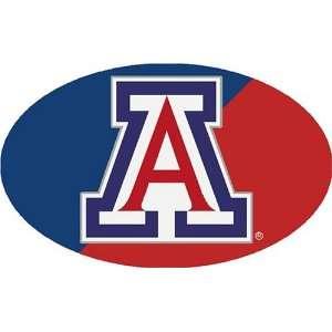 Arizona Wildcats Official University Chrome Color Auto