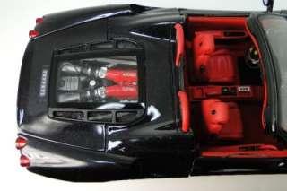 Rare Metallic Black High End/High Detail Ferrari F430 SPIDER by BBR 1