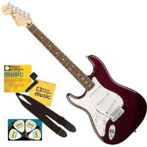 Fender® Standard Stratocaster®, Left Handed Electric
