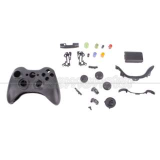 Controller Shell Housing Case + Button KIT FOR XBOX 360
