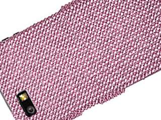 RHINESTONE DIAMOND BLING CASE COVER MOTOROLA I1 PINK