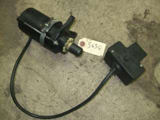 Tecumseh Snowblower Snow Blower MTD Craftsman Snapper Electric Starter