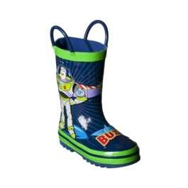Kid Toddler Boys Rain Boots Toy Story / Buzz Size 5   NEW